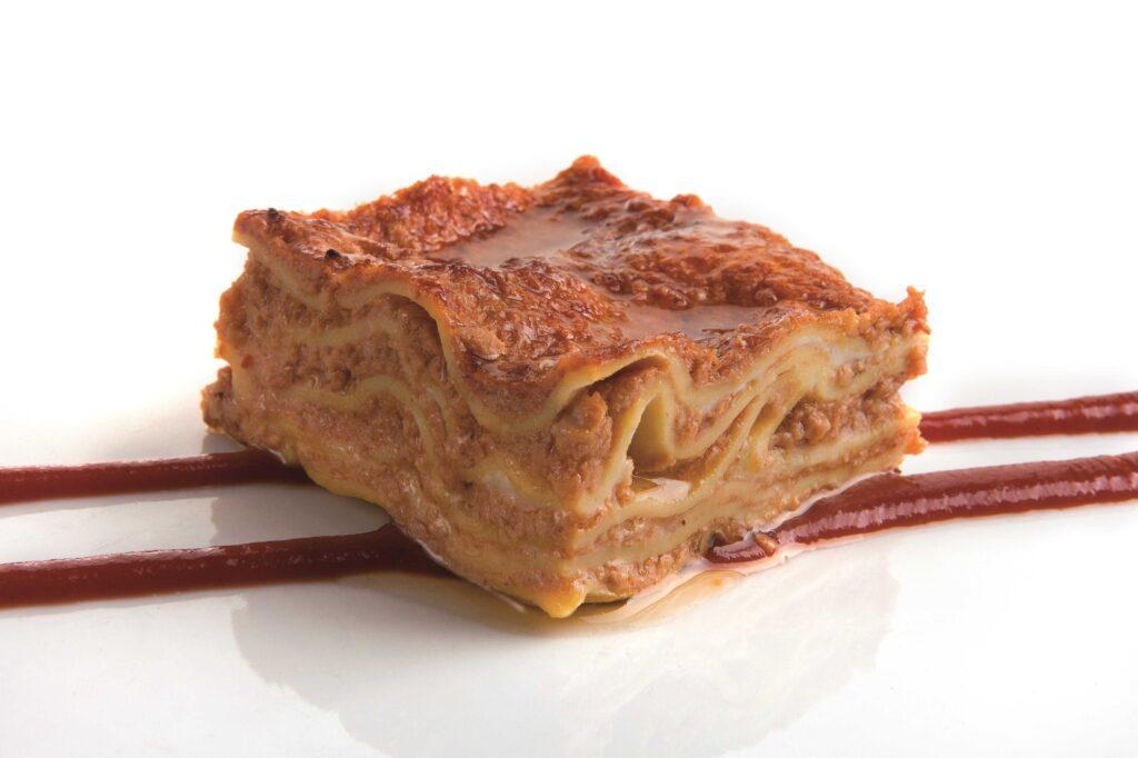 Lasagne di carne alla Marchigiana